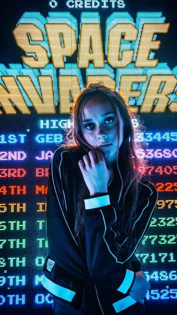 Las chicas gamer guapas tambien juegan a los videojuegos